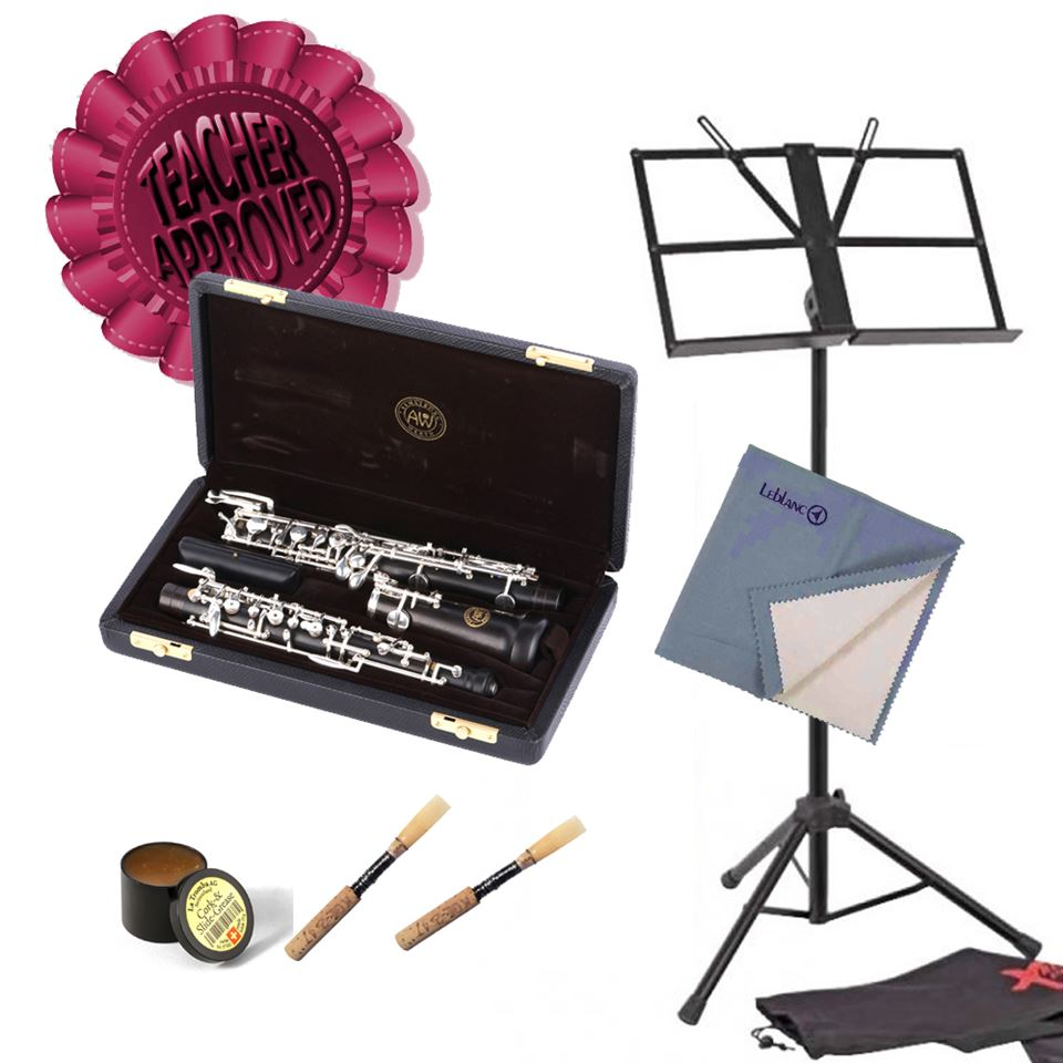 Armstrong Werth Regal Professional Oboe Smart Choice Pack