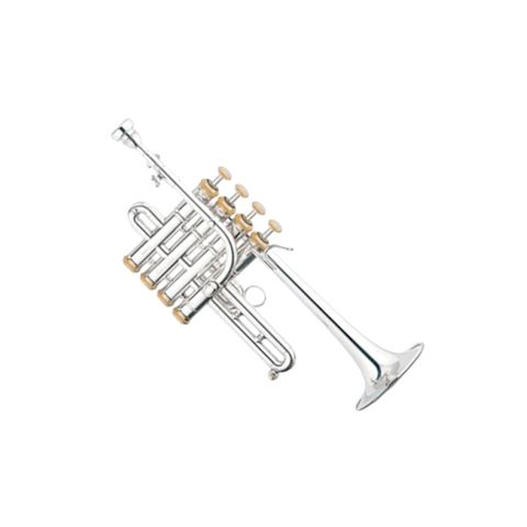 Stomvi Elite A/B Flat Medium Bore Piccolo Trumpet