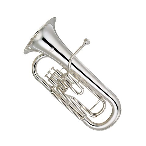 Yamaha YEP201S Silverplated 3 Valve Euphonium