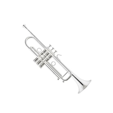 Stomvi S3 Silveplated Bb Trumpet