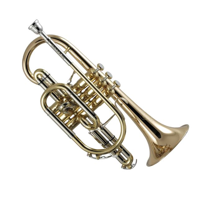 Besson Sovereign BE-928 Cornet
