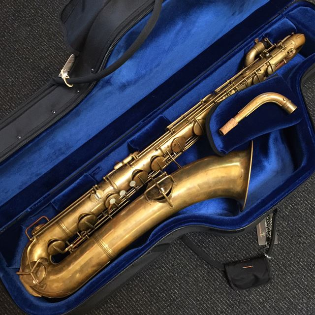 Conn New Wonder Baritone Saxophone