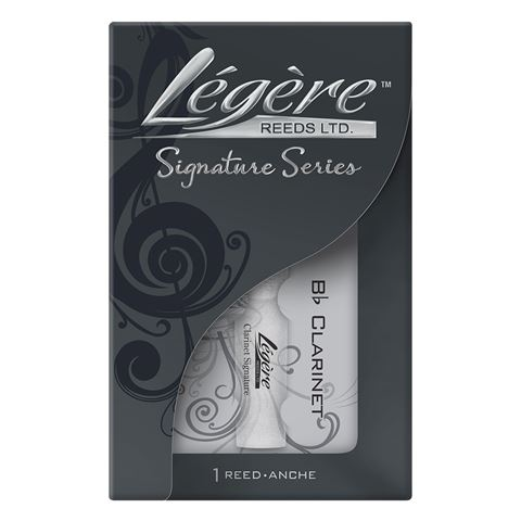 Legere Bb Clarinet Signature Synthetic Reed