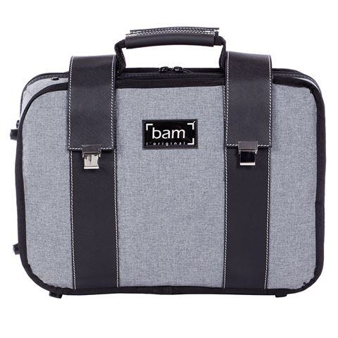 Bam Hightech Double Bb & A Clarinet Case