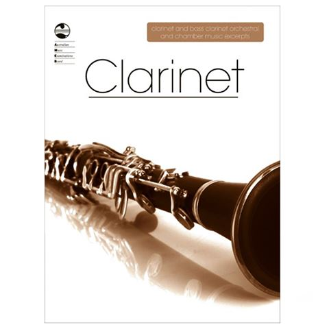 AMEB Clarinet and Bass Clarinet Orchestral and Chamber Excerpts Book