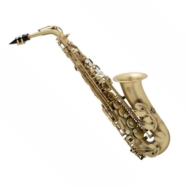 Selmer Paris Reference 54 Alto Saxophone Antiqued