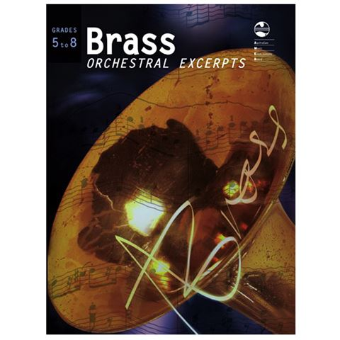 AMEB Brass Orchestral Excerpts Book