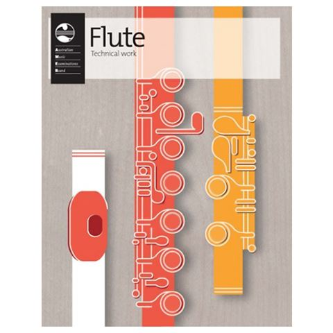AMEB Flute and Piccolo 2012 Technical Workbook