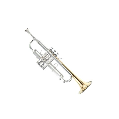 Stomvi Master Bb Trumpet with 1 x SP and 1 x Gold Bell