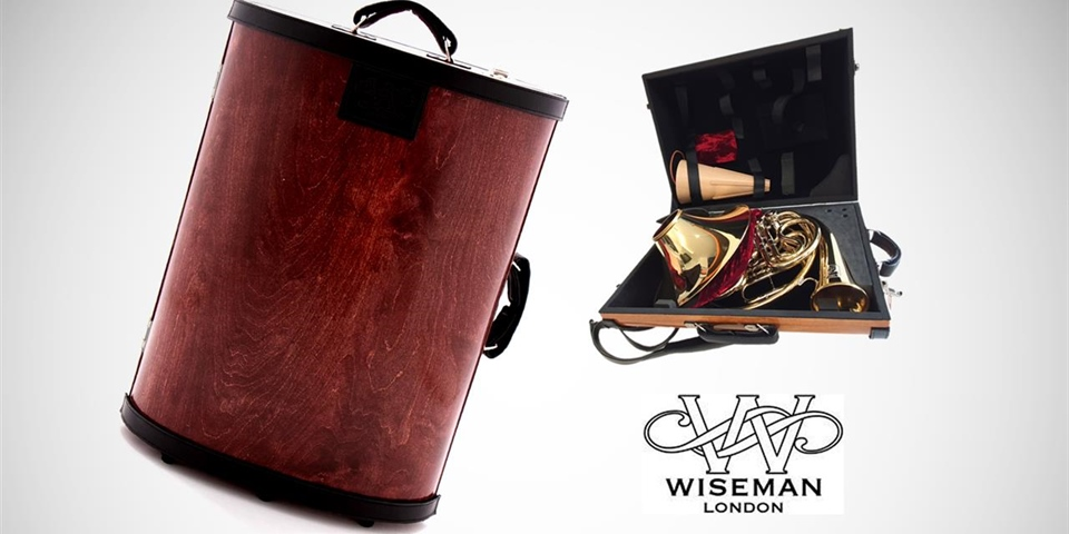 New Wiseman French Horn Cases