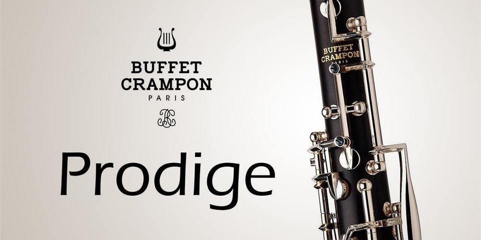 Buffet Prodige Intermediate Oboe