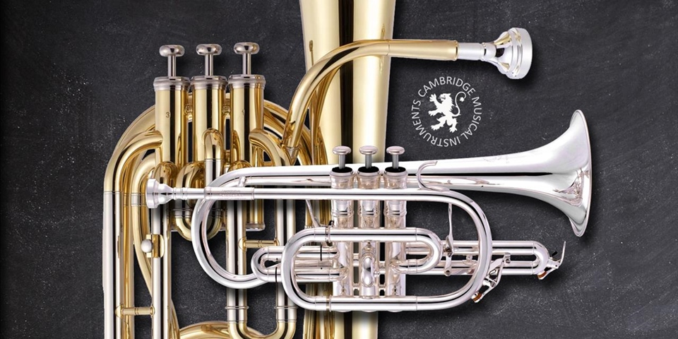 Cambridge Brass Band Instruments