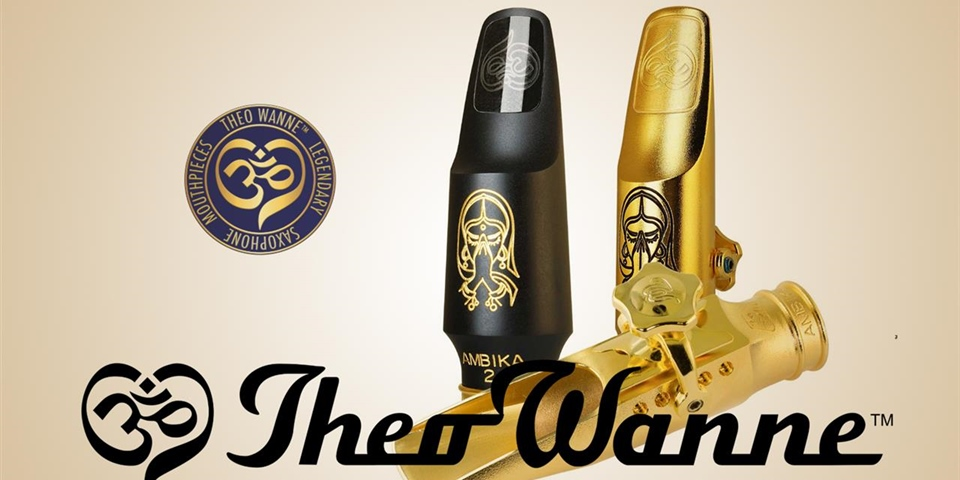 Theo Wanne - Legendary Saxophone Mouthpieces