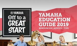 Yamaha Off to a Great Start Education Guide